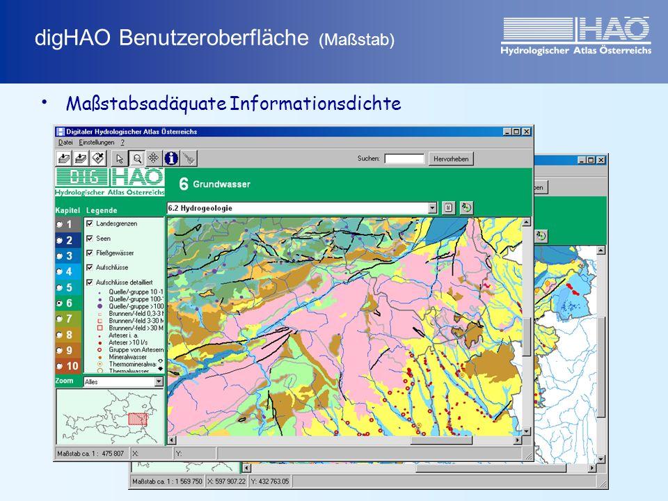 Verknüpfungen zwischen Karten und tabellarischen Daten, z.B.