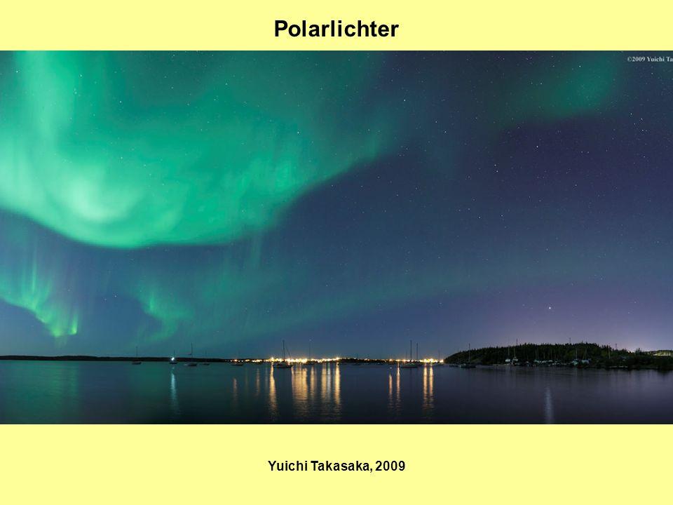 Yuichi Takasaka, 2009 Polarlichter