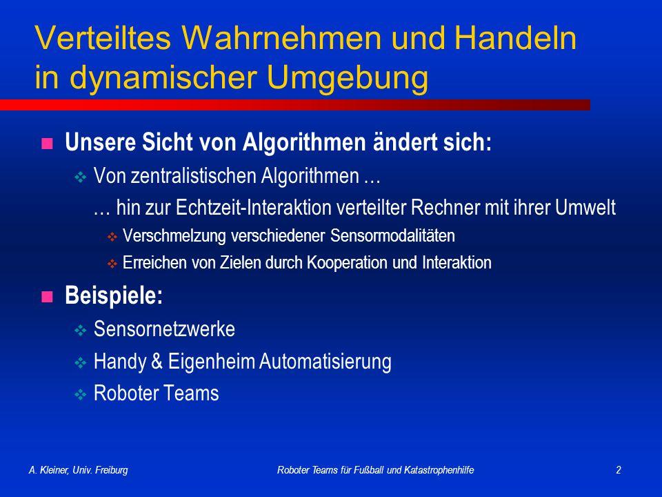 A.Kleiner, Univ.