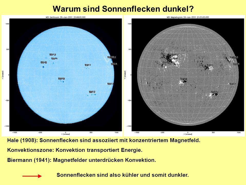 Magnetfelder in der Korona: Flares und koronale Massenauswürfe X-Mas CME http://soho.nascom.nasa.gov/bestofsoho