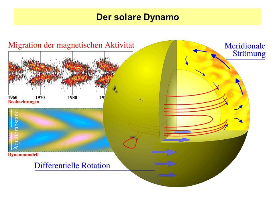Der solare Dynamo