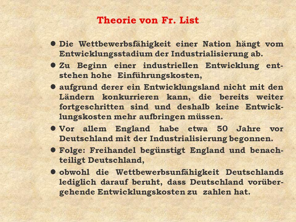 Theorie von Fr.
