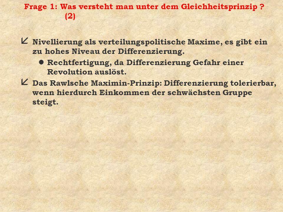 Frage 6: Welche Rolle spielen Verbände in der Demokratie .