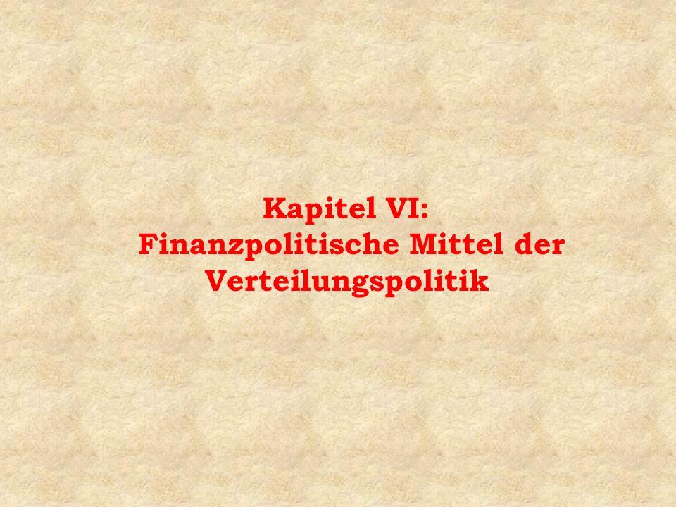 Frage 4: Welche Sekundärwirkungen gehen von finanzpolitischen Maßnahmen aus .