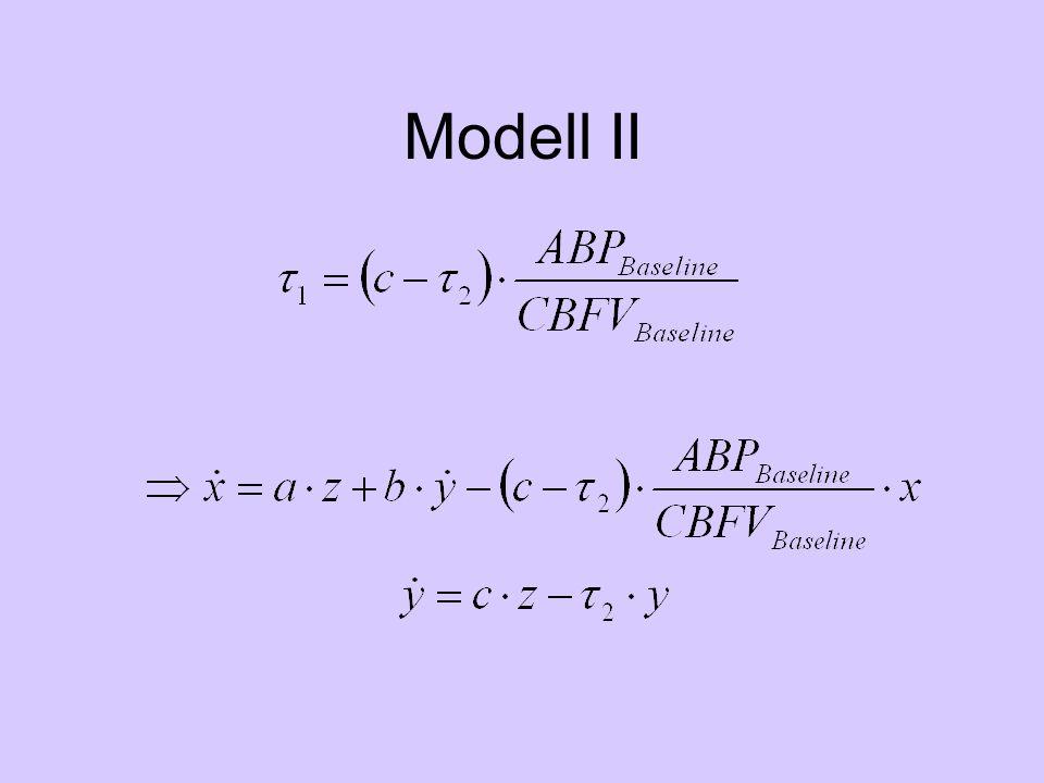 Modell II
