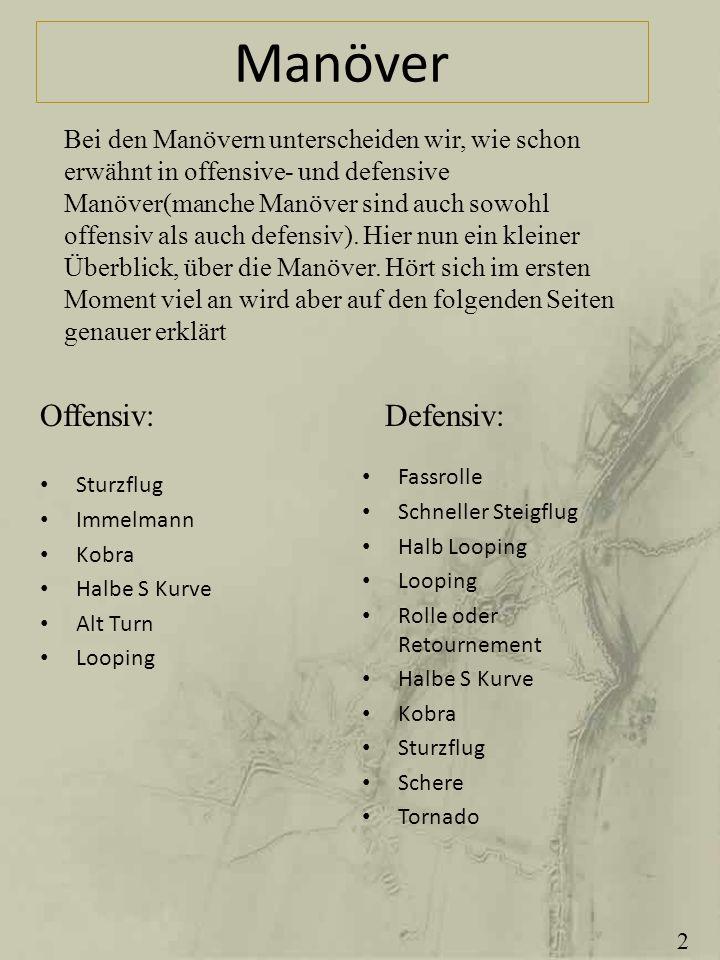 Schere Die Schere ist wohl das beste Defensivmanöver in RB3D.