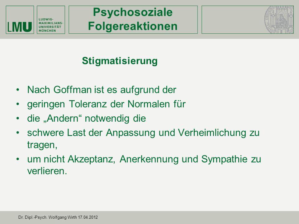 Dr.Dipl.-Psych. Wolfgang Wirth 17.04.2012 Raymond Hétu (Hétu et al.
