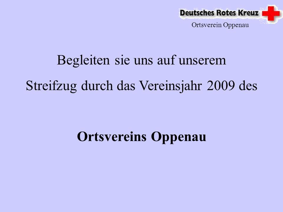 Ortsverein Oppenau Danke für Ihre Aufmerksamkeit Besuchen Sie uns auf unserer Homepage unter: www.drk-oppenau.de