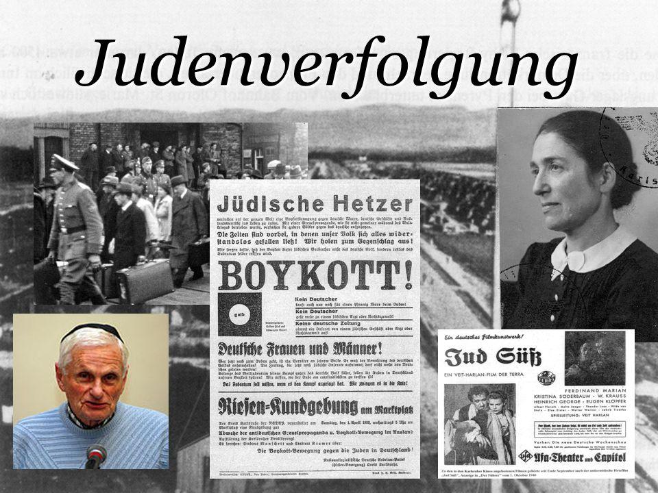 Judenverfolgung