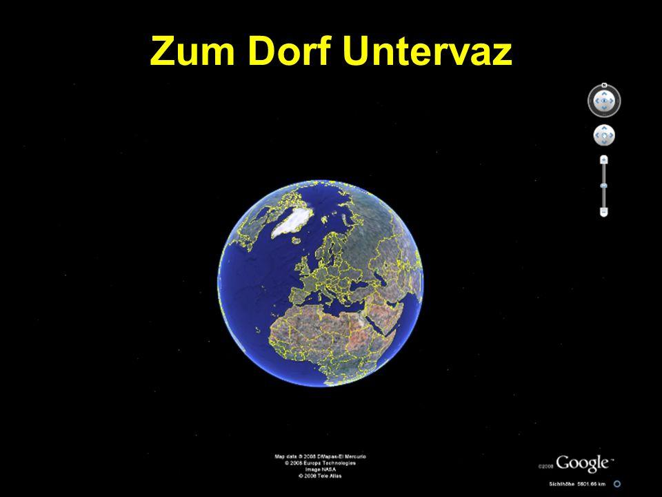Zum Dorf Untervaz