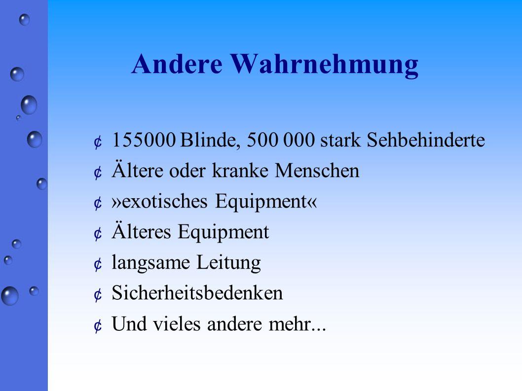 Beurteilung einiger Webseiten: Universität Ulm ¢ Feste Breite der Tabelle ¢ Trennbalken sind GIF-Dateien ¢ English Version?