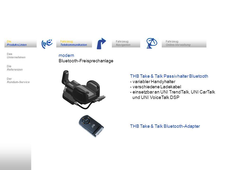 Fahrzeug Navigation Das Unternehmen Fahrzeug Telekommunikation Die Referenzen Der Rundum-Service Die Produkt-Linien Fahrzeug Online-Verwaltung zukunftsorientiert SAP-Bluetooth-Freisprechanlage Funkwerk DABENDORF Audio Com - großes, übersichtliches Display - Kugelkopfgelenk zur freien Bewegung - Standfuß - vielseitig zu befestigen Fernbedienung: - kabellos - Funkverbindung zum Display - Stromversorgung über Batterie - Befestigung durch Klebestreifen - überall zu montieren