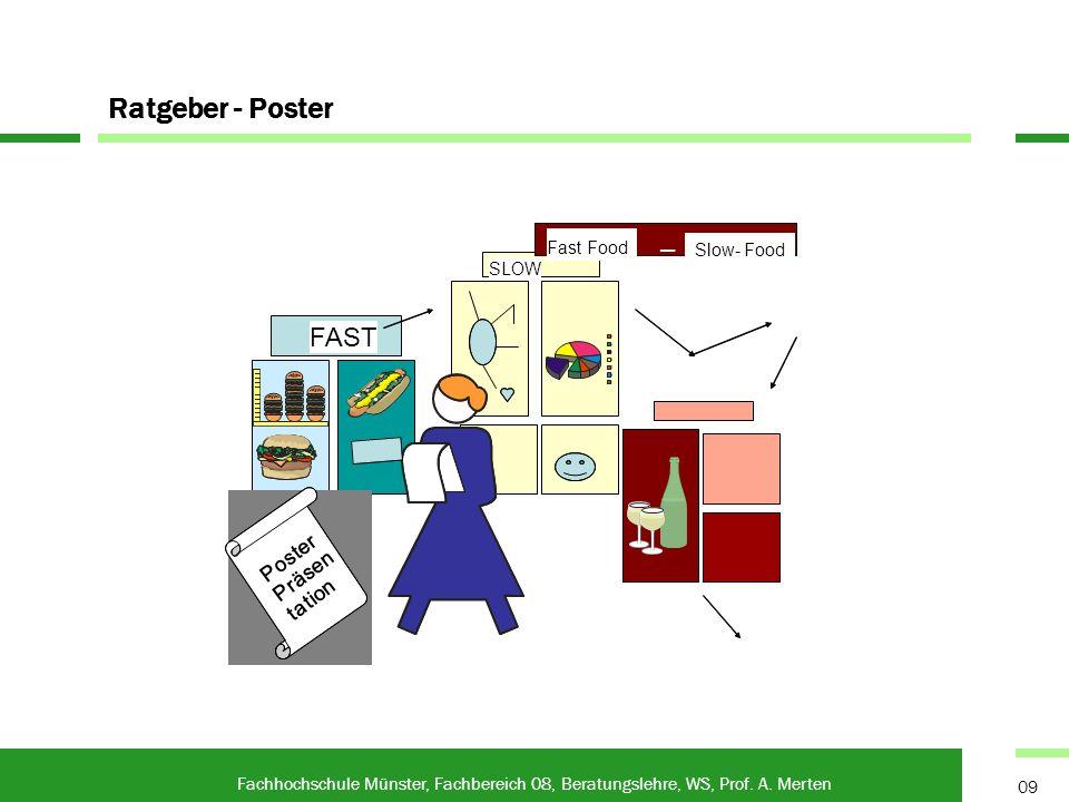 Therapeutische Texte Fachhochschule Münster, Fachbereich 08, Beratungslehre, WS, Prof.