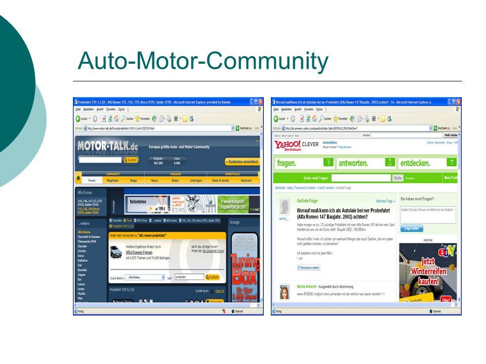 Auto-Motor-Community