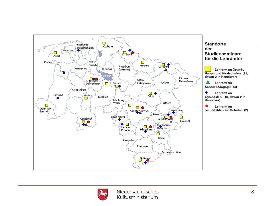 9 Zulassungen zum 01.08.2012 LehramtStellenzahlBewerbungen Grund- und Hauptschulen, Grund-, Haupt- und Realschulen ca.