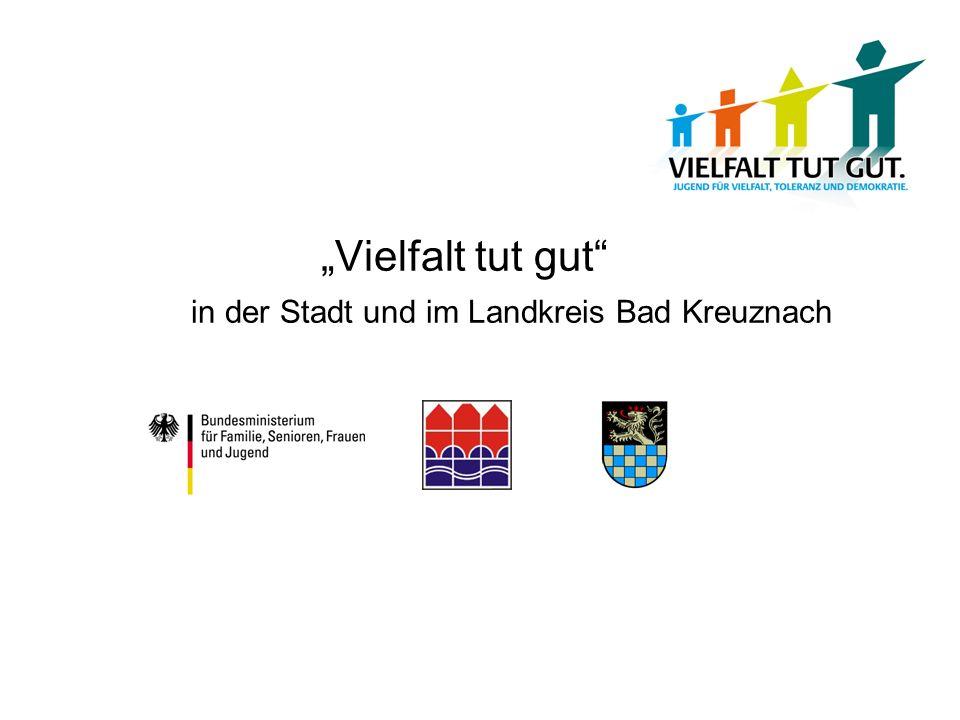 Vielfalt tut gut in der Stadt und im Landkreis Bad Kreuznach