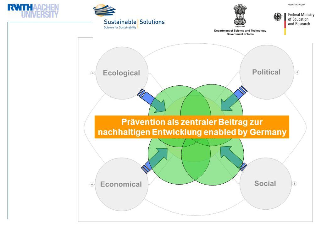 9 Prävention als zentraler Beitrag zur nachhaltigen Entwicklung enabled by Germany
