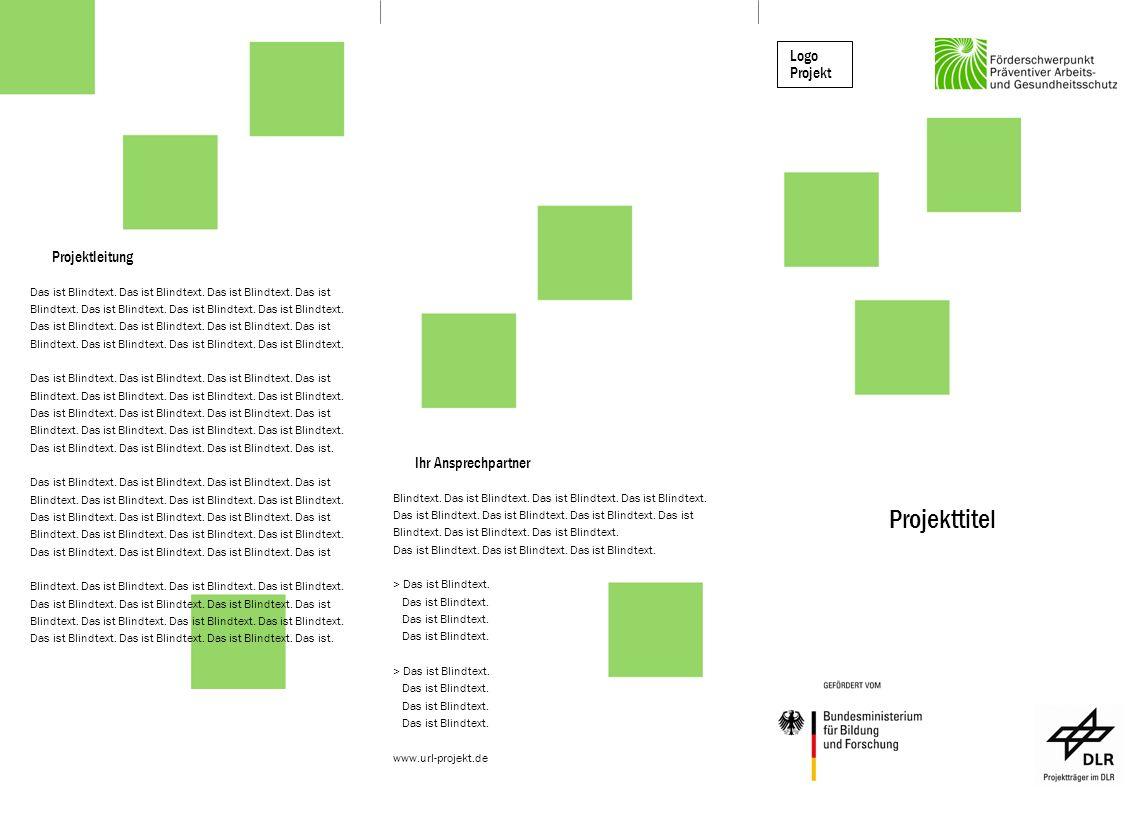 Projektleitung Das ist Blindtext. Das ist Blindtext.