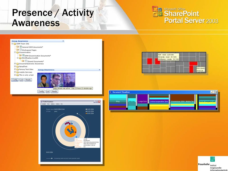 Presence / Activity Awareness