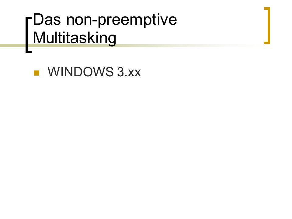 WINDOWS 3.xx