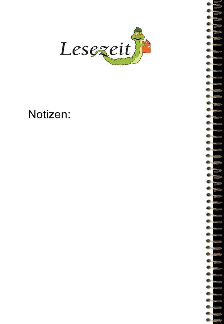 Notizen: