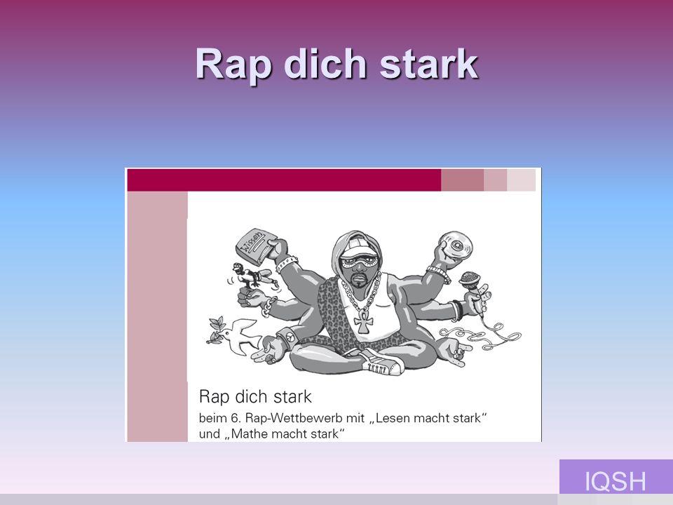 IQSH Rap dich stark