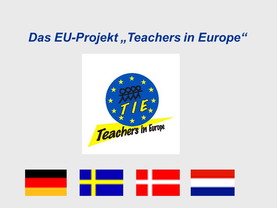Ministerium für Bildung, Wissenschaft, Forschung und Kultur Teachers in Europe 1 Ministerium für Bildung, Wissenschaft, Forschung und KulturMinisterium für Bildung, Wissenschaft, Forschung und Kultur Das EU-Projekt Teachers in Europe