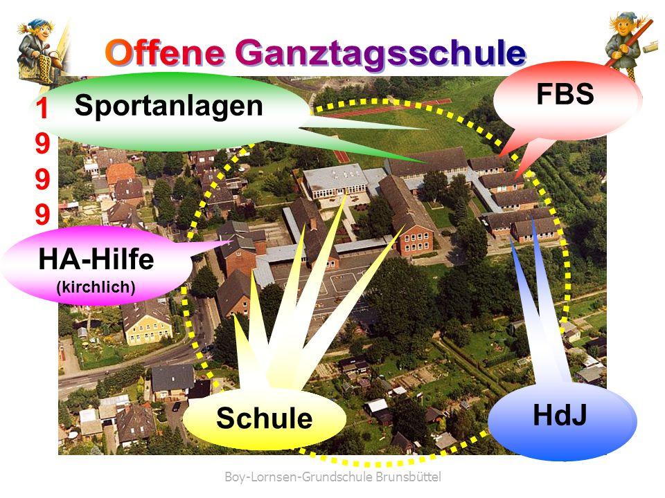 Boy-Lornsen-Grundschule Brunsbüttel Schule HdJ FBS Sportanlagen HA-Hilfe (kirchlich) 1999 1999