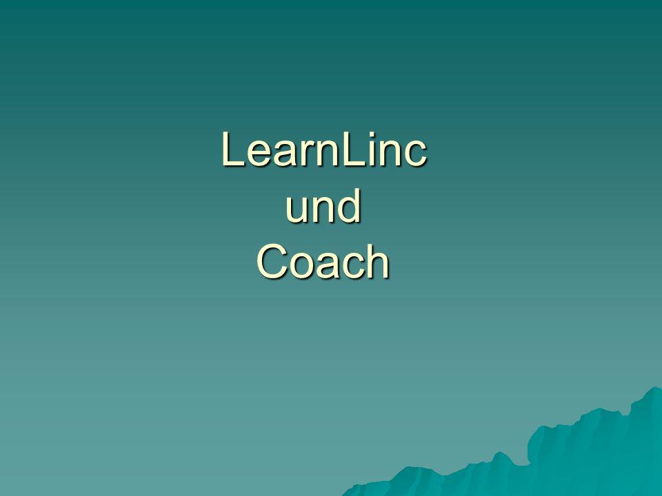 LearnLinc und Coach