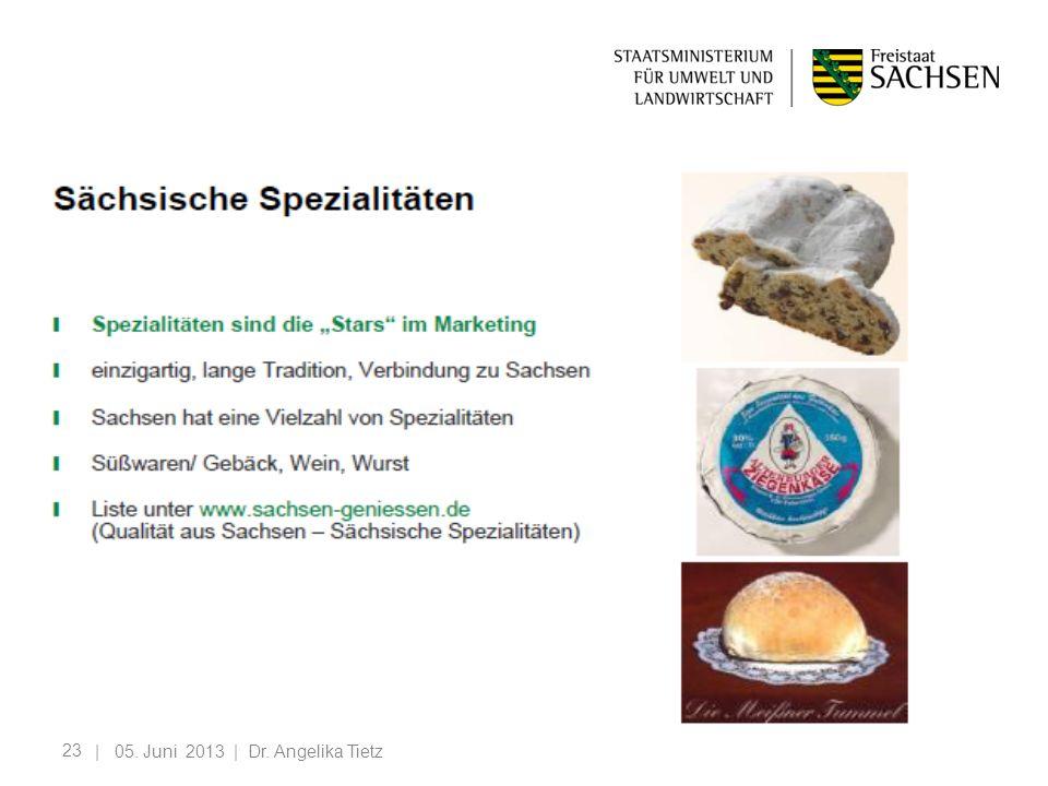 23 | 05. Juni 2013 | Dr. Angelika Tietz