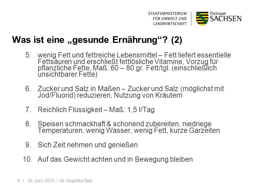 25 | 05. Juni 2013 | Dr. Angelika Tietz
