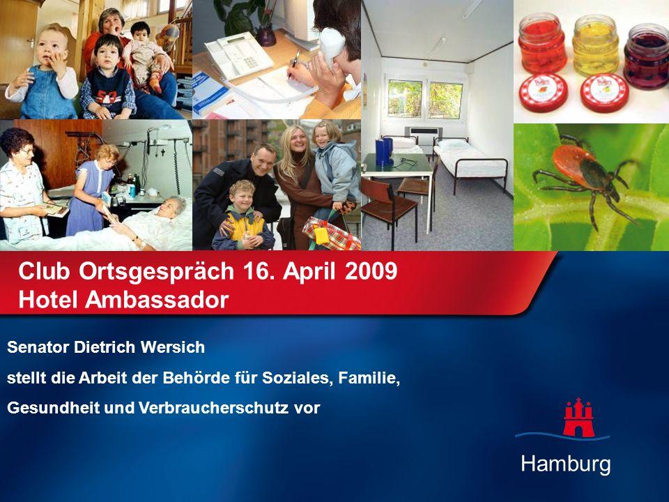 Hamburg Club Ortsgespräch 16.