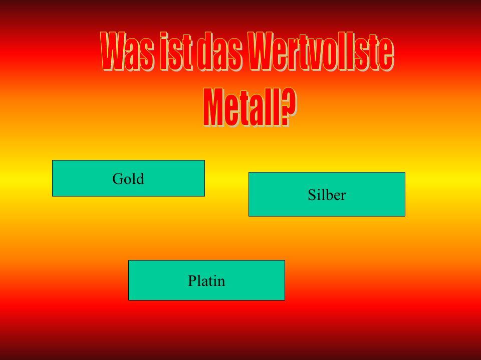 Gold Silber Platin