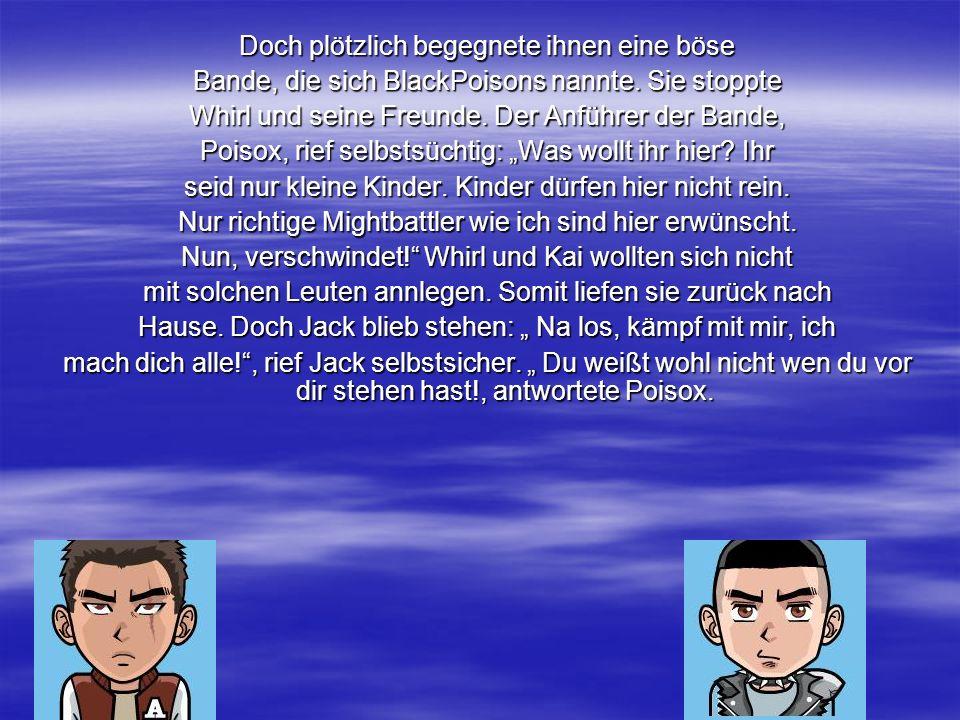 Fortsetztung folgt… Das nächste mal bei UltimateMight: Folge2: Jack Vs Poisox Jack legt sich mit Poisox an.