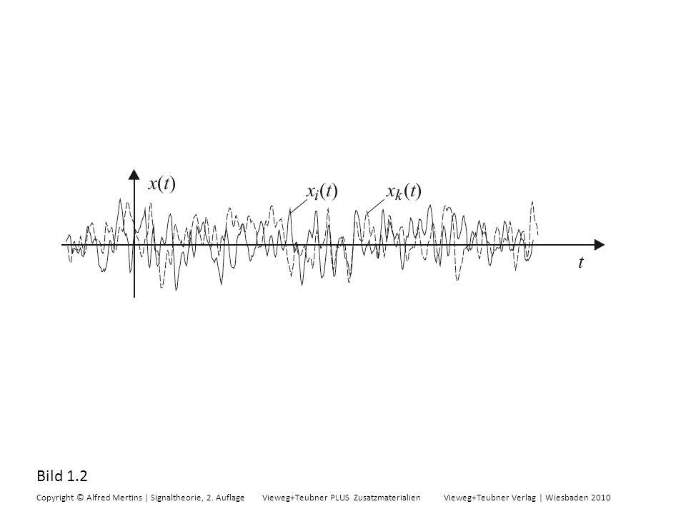 Bild 9.16 Copyright © Alfred Mertins | Signaltheorie, 2.