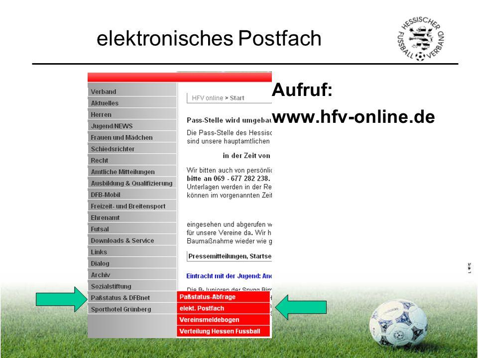 Seite 8 elektronisches Postfach
