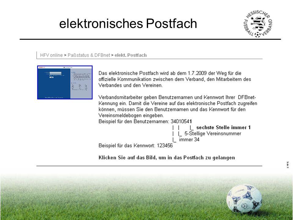 Seite 9 elektronisches Postfach