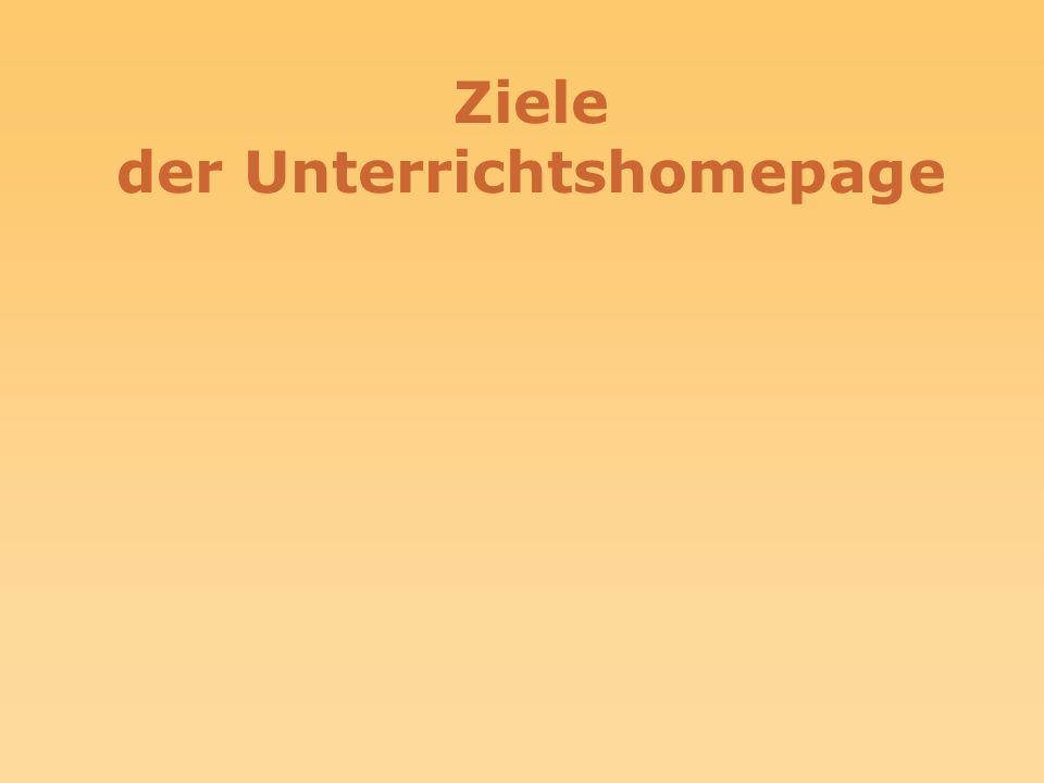 Einblick in ein konkretes Beispiel www.homepage.bnv-bamberg.de