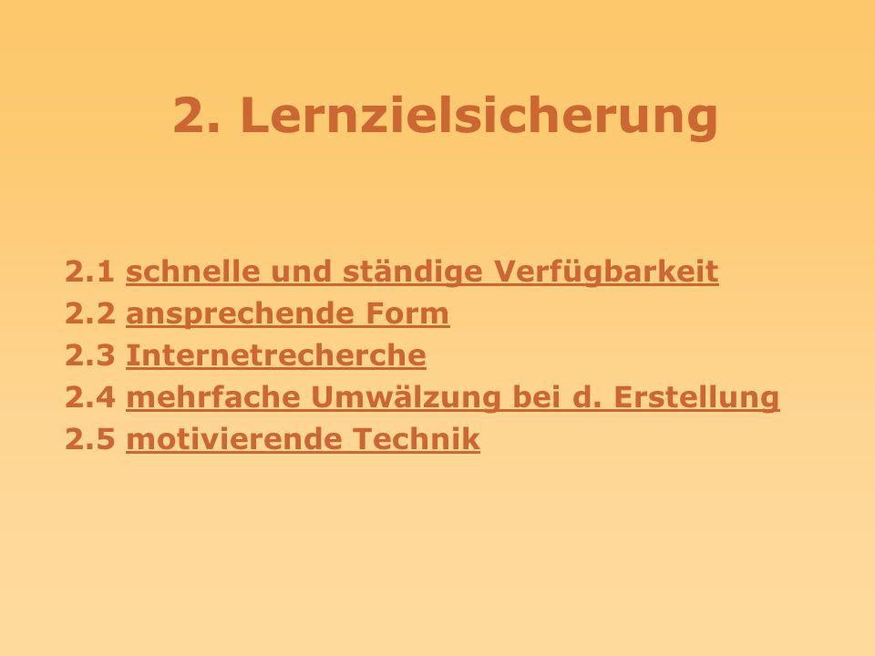 1. Präsentation von Unterrichtsergebnissen 1.1 Dokumentation des laufenden UnterrichtsDokumentation des laufenden Unterrichts 1.2 Materialen bereitste
