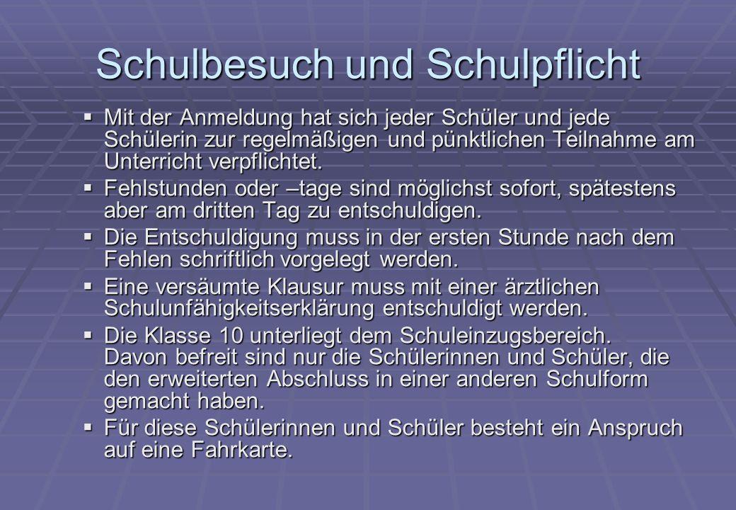 Abschlüsse 1.1. Abitur 2.