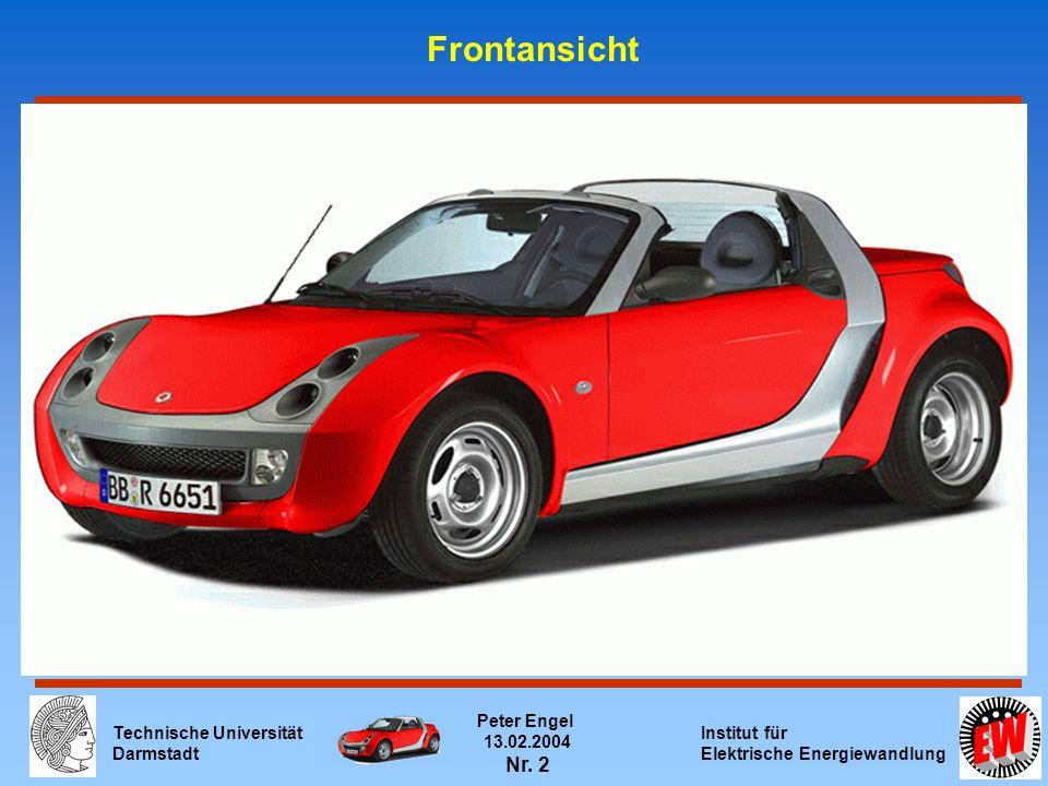 Technische Universität Darmstadt Peter Engel 13.02.2004 Nr.