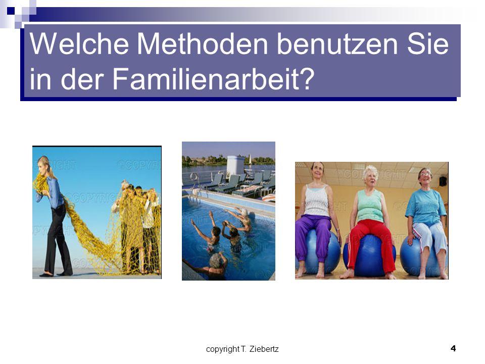 copyright T. Ziebertz3 Der ethische Imperativ Handle stets so, dass Du die Anzahl Deiner Möglichkeiten erhöhst Heinz von Foerster