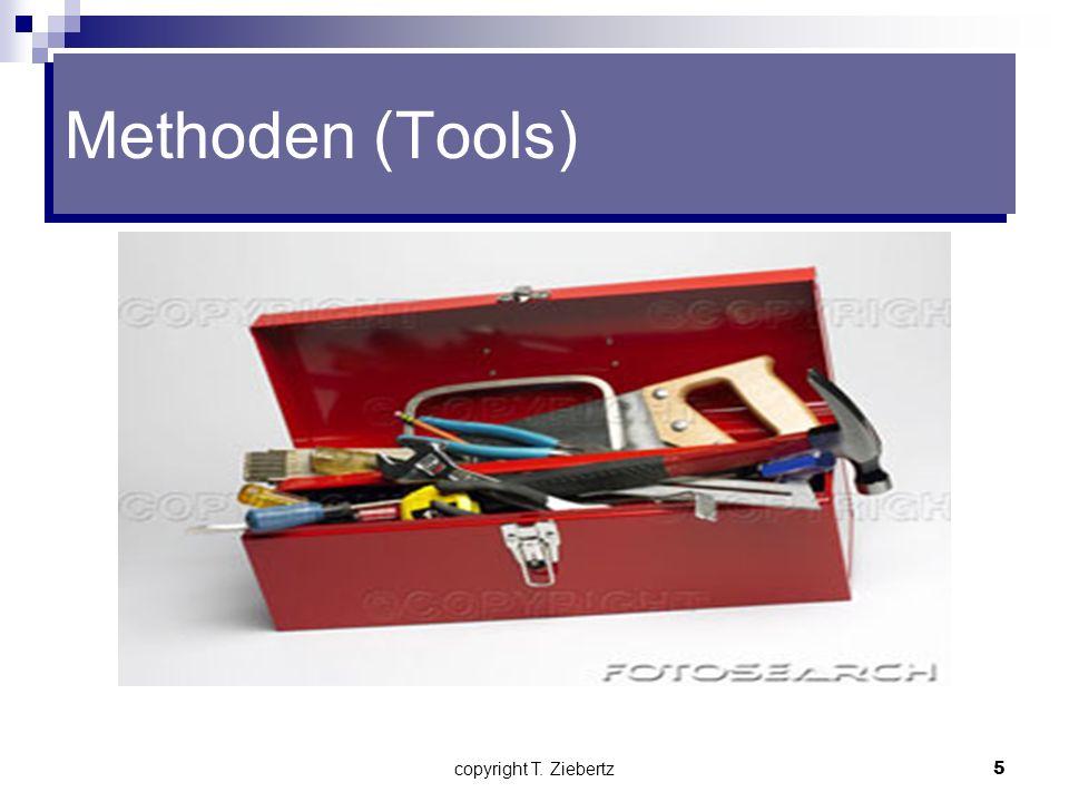 copyright T. Ziebertz4 Welche Methoden benutzen Sie in der Familienarbeit?