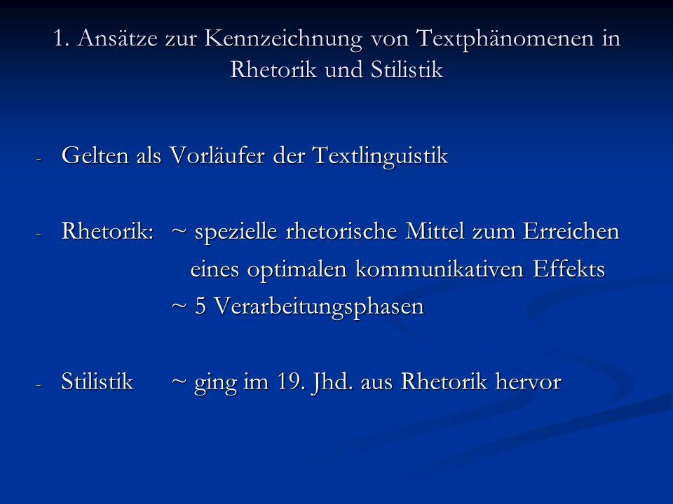 5.2.2 Tätigkeitsbezogene Textmodelle Gehen zurück auf sowjetische Sprachpsychologie Gehen zurück auf sowjetische Sprachpsychologie Sprache und Text werden als Tätigkeiten verstanden, mit denen das Subjekt (menschl.
