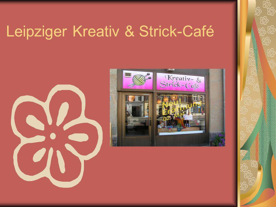 Leipziger Kreativ & Strick-Café