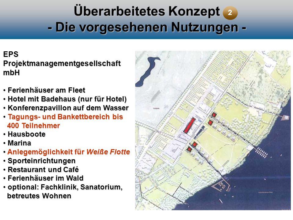 EPS Projektmanagementgesellschaft mbH Ferienhäuser am Fleet Ferienhäuser am Fleet Hotel mit Badehaus (nur für Hotel) Hotel mit Badehaus (nur für Hotel