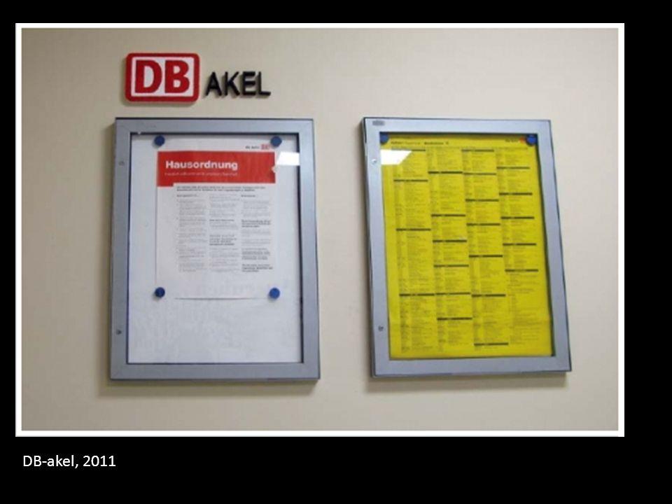 DB-akel, 2011