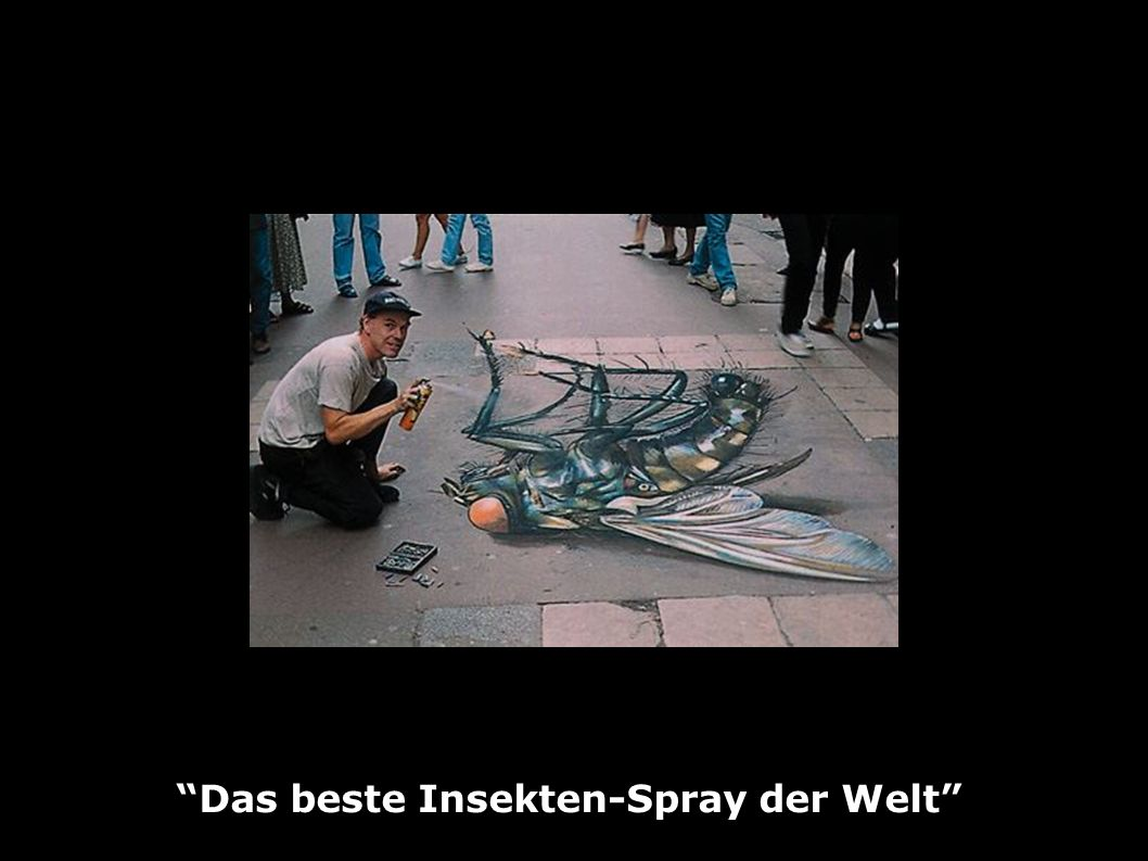 Das beste Insekten-Spray der Welt