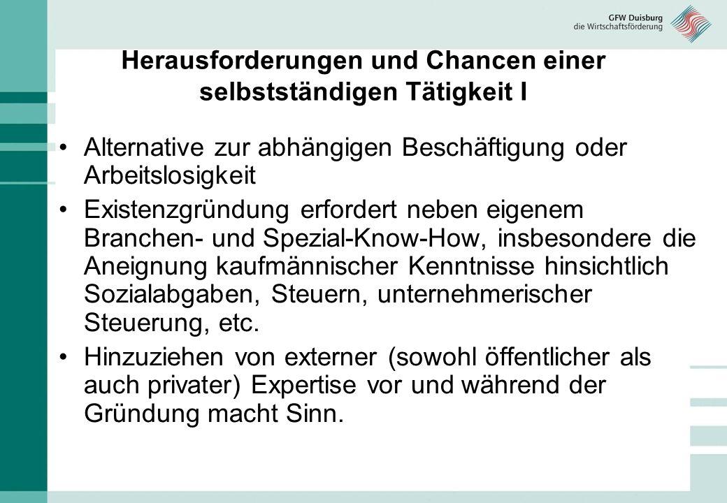 Bei Einzelunternehmen: ein Mindestgewinn von ca.