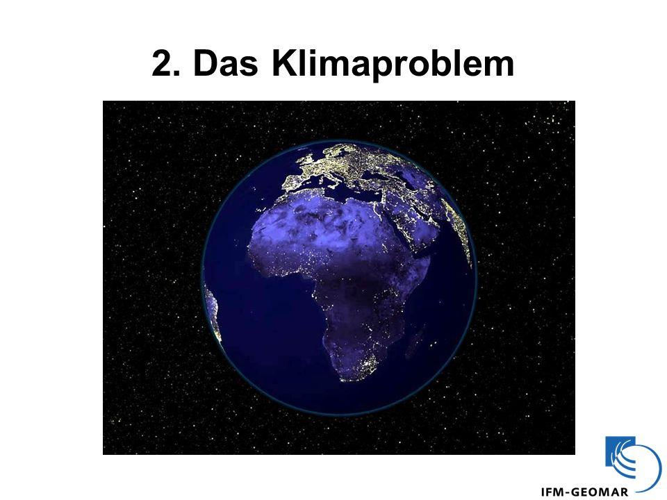 2. Das Klimaproblem